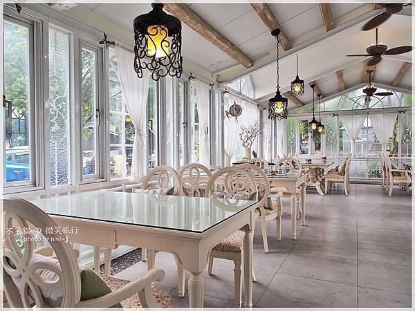 景大渡假莊園x卡薩布蘭加.午茶時光
