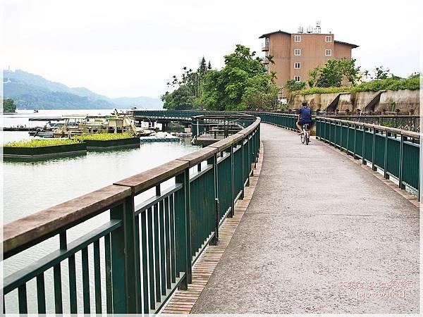 日月潭環湖自行車道&向山遊客中心
