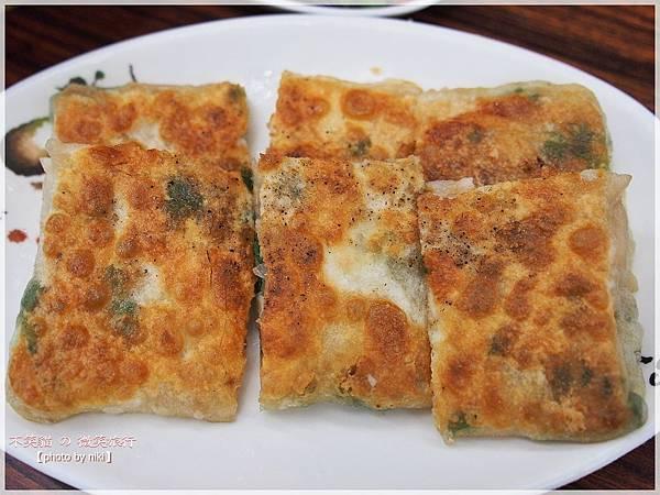 鳳山發手工蒸餃蔥油餅