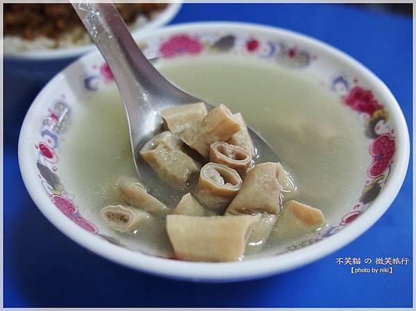 小吃美食_新營香菇肉羹(50年老店)