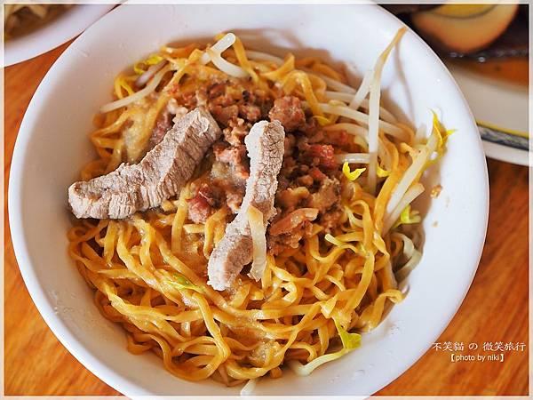 台南美食_阿龍意麵