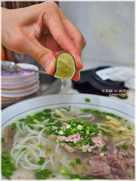 越南胡志明市美食_Pho Hoa Pasteur河粉