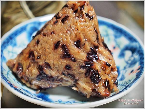 高雄岡山宅配美食_龐家肉粽