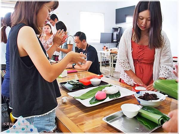 恆春墾丁龍水社區特色風味餐_紅龜粿與摸蜆仔體驗