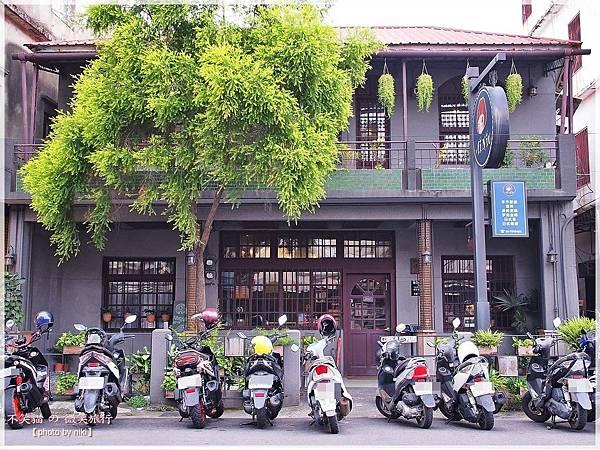 屏東潮州老屋特色下午茶_Ai Niu咖啡館