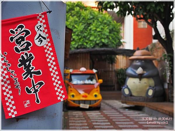 台南旅遊打卡美食_藏金安平貓小巴