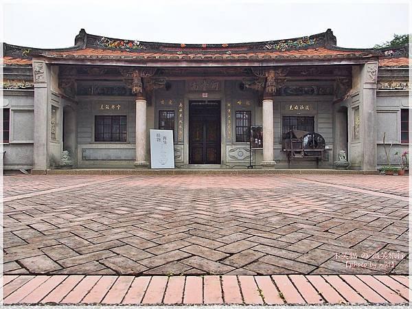 屏東旅遊景點_鄉土藝術館(邱家古厝)