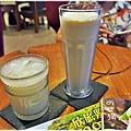 桃園美食旅遊_閱讀柒年.在書店喝咖啡