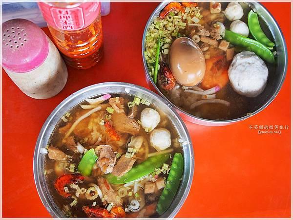 屏東東港旅遊美食.庶民美食_阿卿姐飯湯-1
