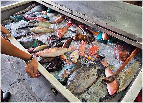 屏東恆春墾丁旅遊海鮮美食_紅柴坑漁夫料理