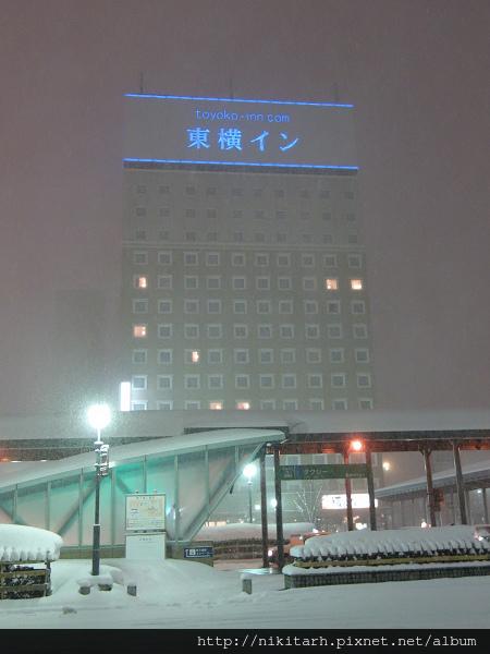 弘前東横INN-building2