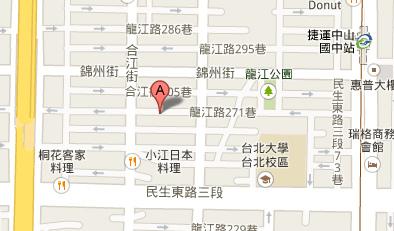 車庫羊肉爐_map
