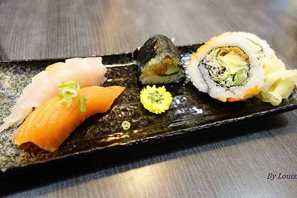 井味屋_4綜合壽司