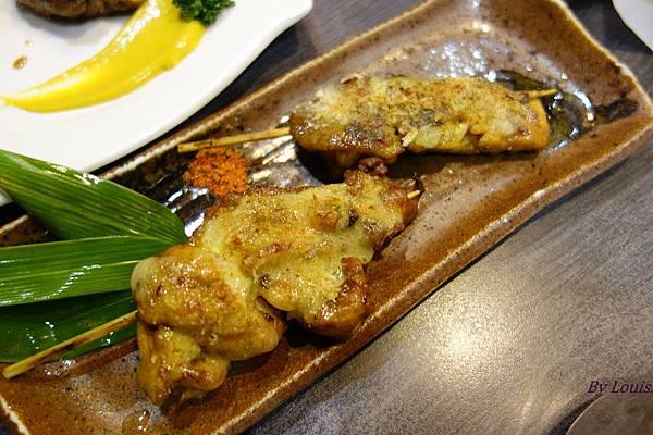 井味屋_5烤雞肉串