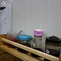 小木屋_桌上