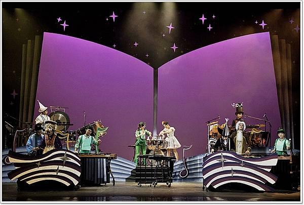 2016豆莢寶寶兒童音樂會『擊樂魔法書』全台巡演