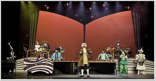朱宗慶打擊樂團2016年推出全新豆莢寶寶兒童音樂會『擊樂魔法書』