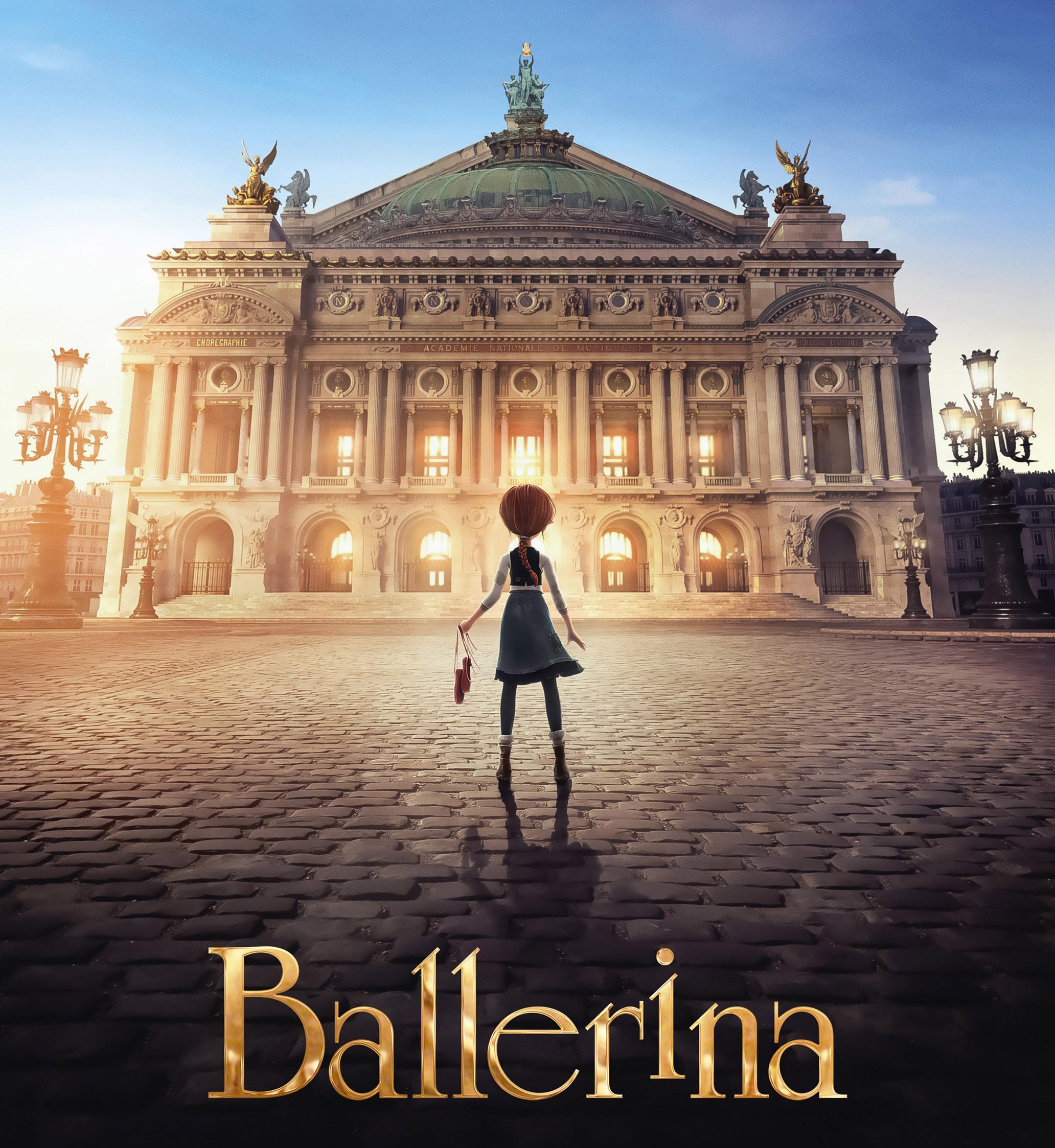 《芭蕾奇緣》巴黎歌劇院為片中的追夢殿堂。