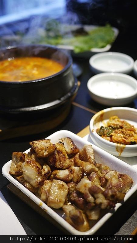 新沙洞韓國烤肉 台北東區氣氛好韓國烤肉