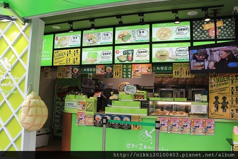 世界第二好吃的現烤冰淇淋菠蘿麵包台北信義店 (1).JPG