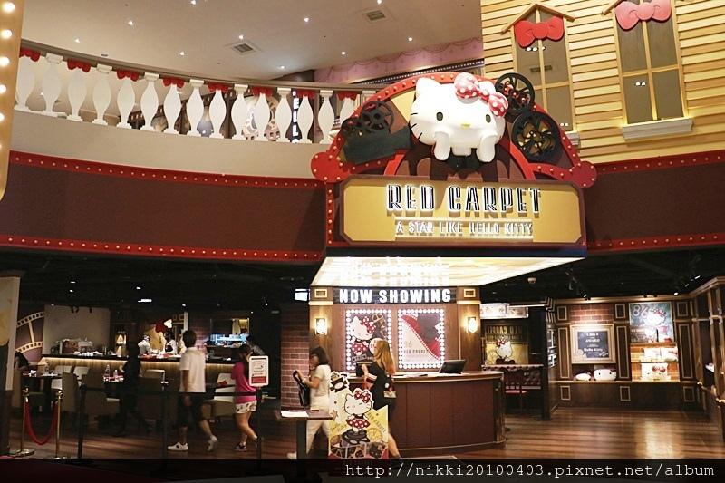 Hello kitty美式餐廳 (1).JPG