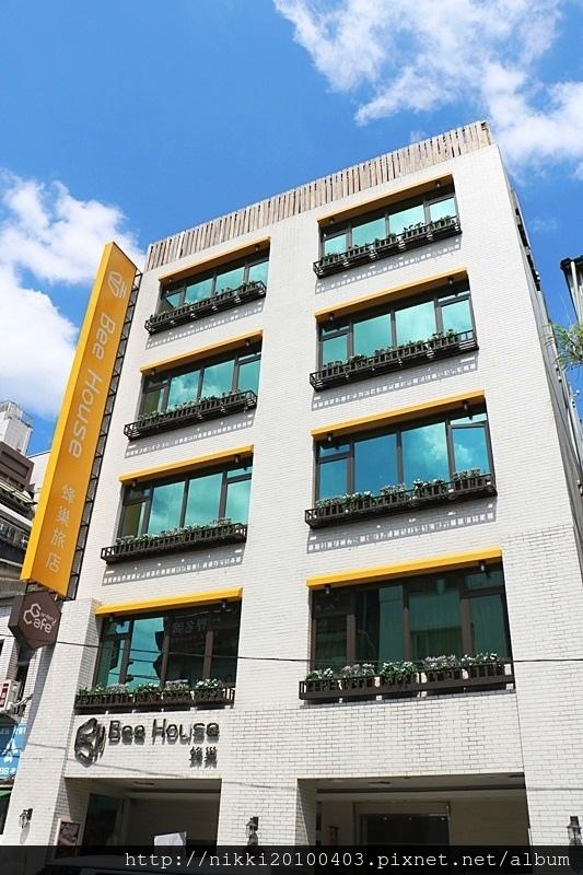 蜂巢旅店 Bee House (1).JPG