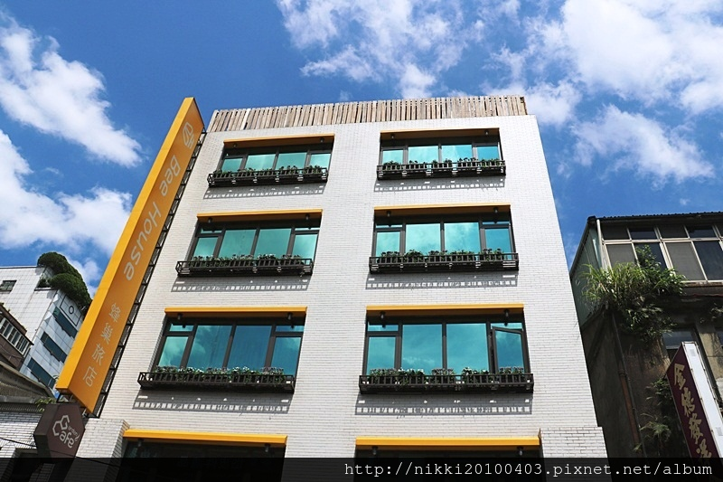 蜂巢旅店 Bee House (3).JPG