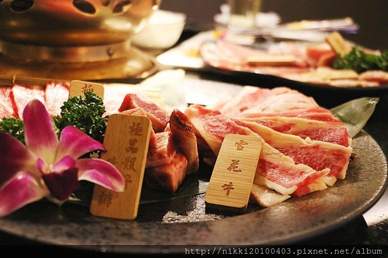 台中西區燒烤餐廳 朧月日式炭火燒肉酒館 台中燒烤聚餐餐廳推薦