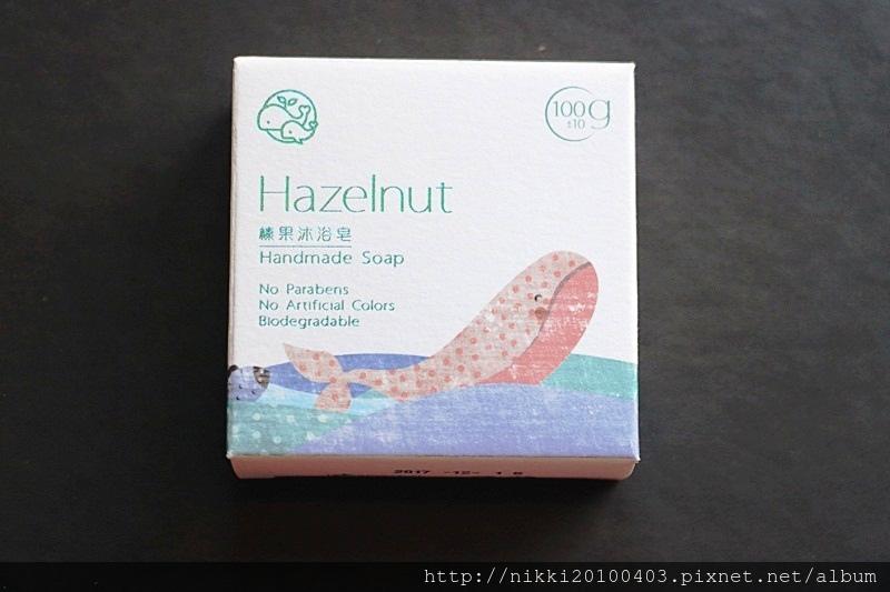榛果沐浴皂-歐米綠omnisgreen-天然手工皂推薦