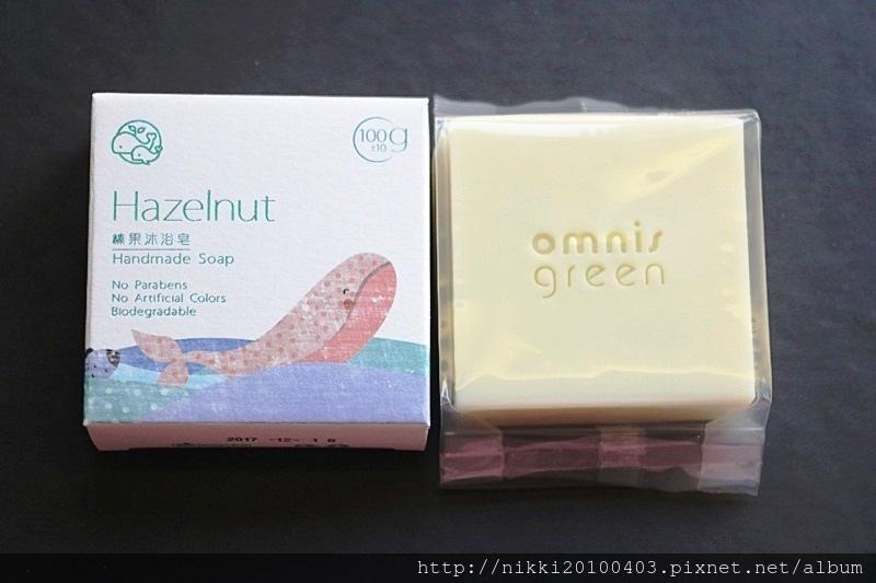 榛果洗顏皂-天然洗顏皂推薦
