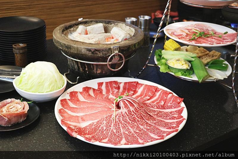 【中和燒烤吃到飽餐廳】燒惑日式炭火燒肉中和氣氛好燒烤餐廳 中和燒烤聚餐餐廳推薦美食