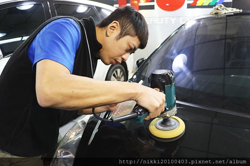 台北汽車美容推薦 IPO汽車美容中心 民生店 台北CP值高汽車美容