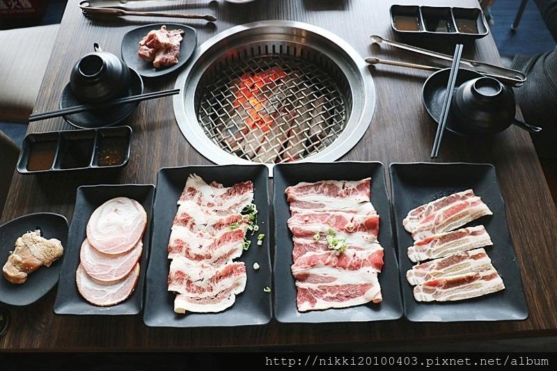 【桃園燒烤吃到飽】 桃園 狩夜無煙炭火燒烤 桃園氣氛好燒肉餐廳推薦 桃園高級燒肉推薦