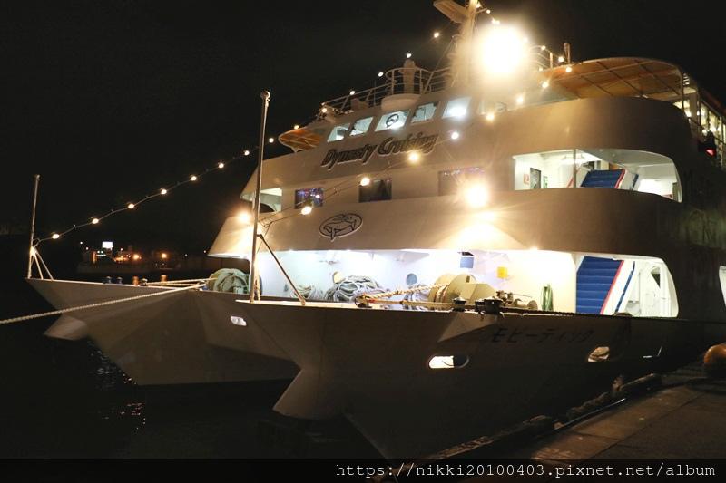 沖繩那霸白鯨號遊輪晚餐 (59).JPG