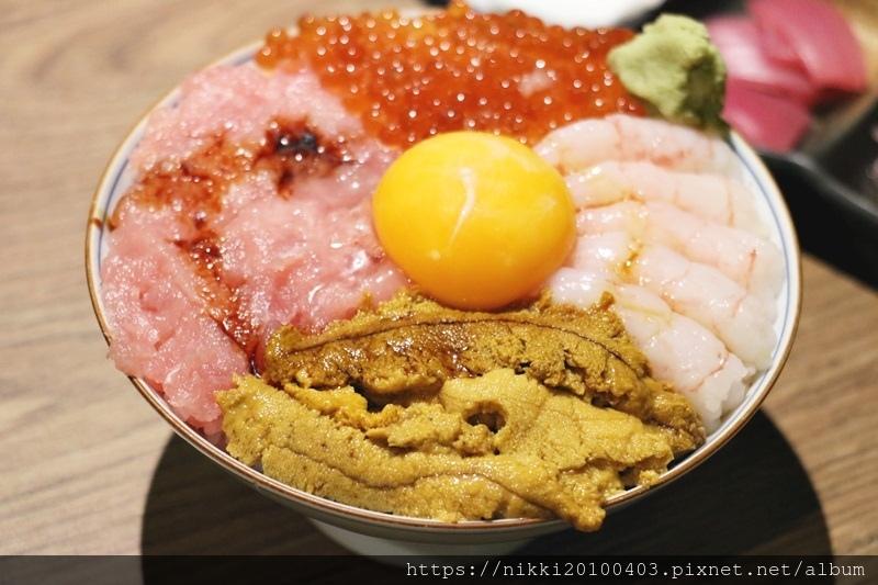 魚君さかなくん海鮮丼專門店 (7).JPG