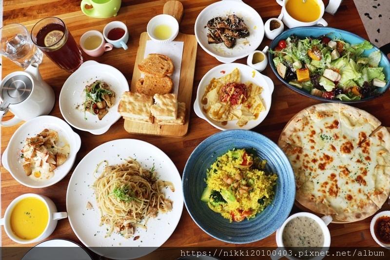 布佬廚房台中大墩南 台中蔬食餐廳推薦 台中高CP值蔬食餐廳