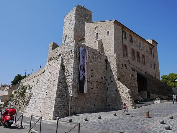 Antibes畢卡索美術館