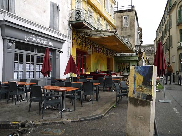梵谷咖啡廳