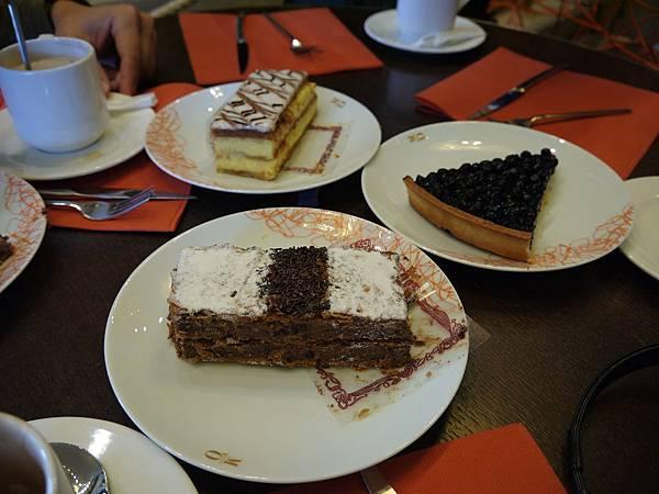 奧賽美術館咖啡廳