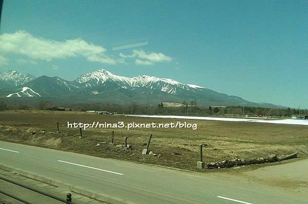 日本阿爾卑斯山