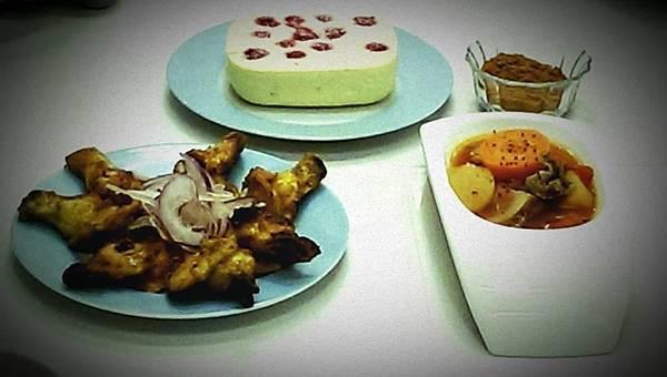 印度瑪薩拉烤雞