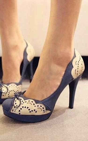 試婚紗注意事項-高根鞋