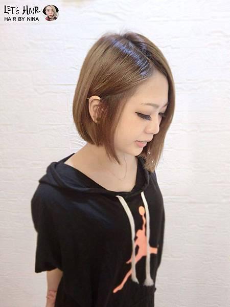 SODA短髮
