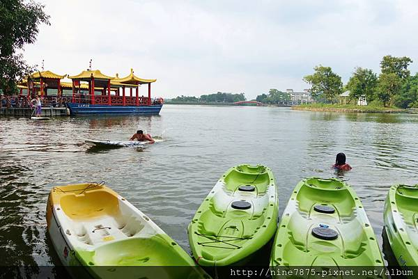 7獨木舟水庫4