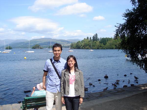 我和賢燁哥哥