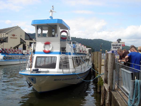 這是我們做的船