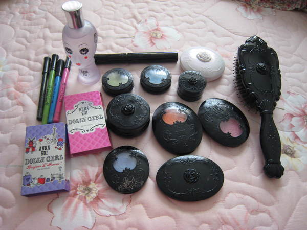 Anna Sui Collection (A small part)