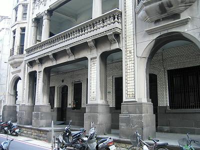 錦記茶行-一樓,從右看去