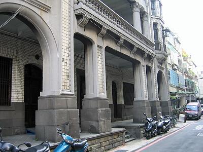 錦記茶行-一樓,從左看去