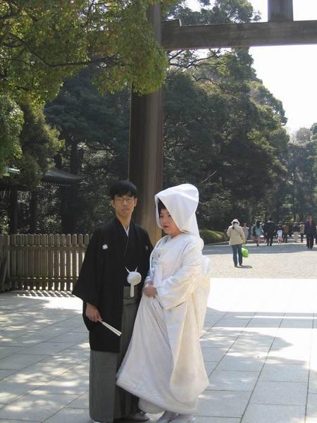 19-日本人的婚紗